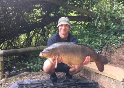 Pale Mirror 25lb 2oz